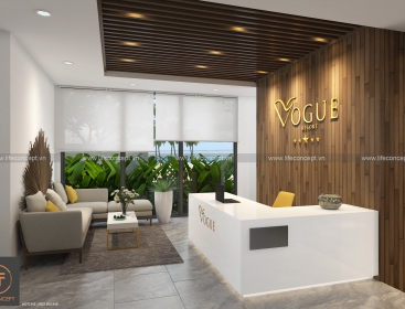 VOGUE OFFICE